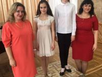 """ЮНЫЙ ДИРИЖЁР - 2019"""