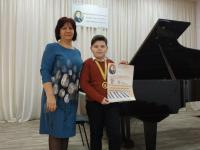 VIII Крымский республиканский конкурс юных пианистов имени Фридерика Шопена